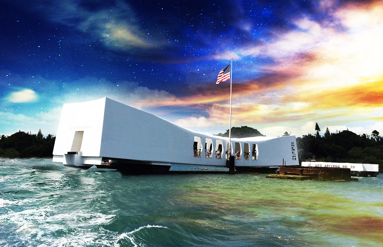 USS Arizona