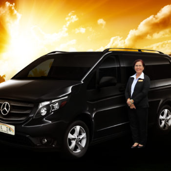 Luxury Mercedes Benz Mini Van-bg
